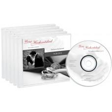 Unser Hochzeitslied: Hochzeits- Set (5 CDs)